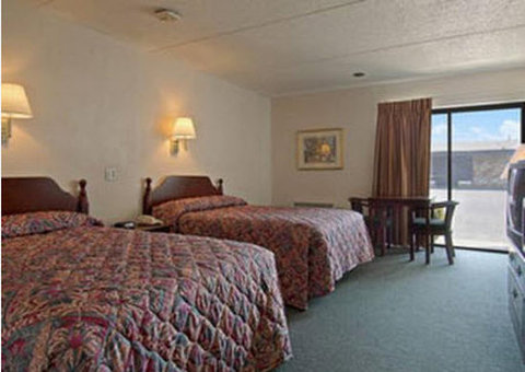 Americas Best Value Inn Wytheville - Two Double Beds
