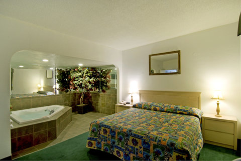 Americas Best Value Inn - Jacuzzi Suite