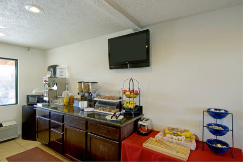 Americas Best Value Inn - Breakfast