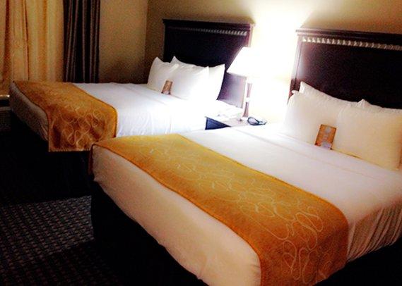 Comfort Suites Near Texas A and M - Corpus Christi