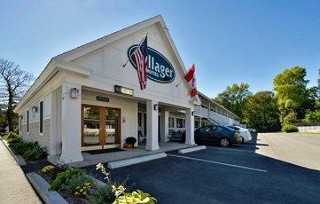 Bar Harbor Villager Motel - Exterior