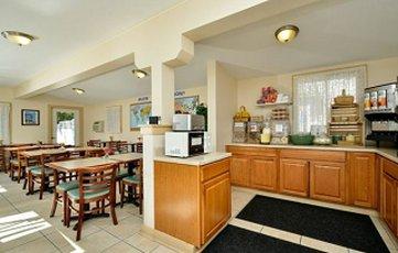 Bar Harbor Villager Motel - Breakfast Area