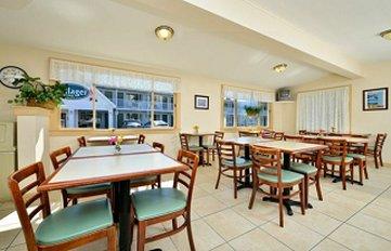 Bar Harbor Villager Motel - Dining Area