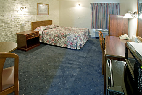 Americas Best Value Inn Cambridge - Standard One Double