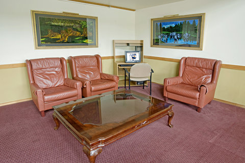 Americas Best Value Inn Cambridge - Business Center