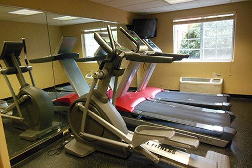 Homestead Studio Suites Secaucus - Meadowlands Clube de fitness