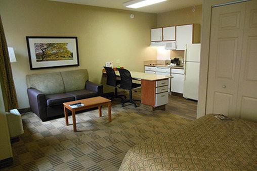 Homestead Studio Suites Secaucus - Meadowlands Vista do quarto