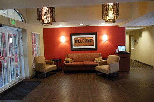 Homestead Studio Suites Secaucus - Meadowlands Lobby