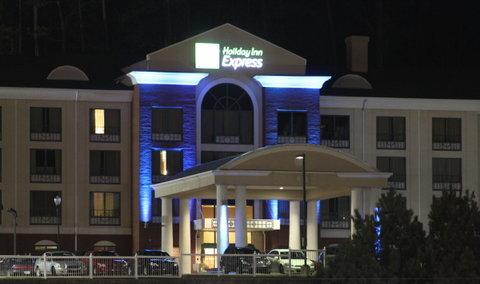 Holiday Inn Express Birmingham East Hotel - Hotel Exterior