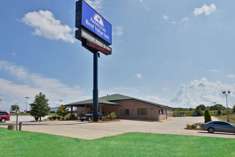 AMERICAS BEST VALUE INN OZARK