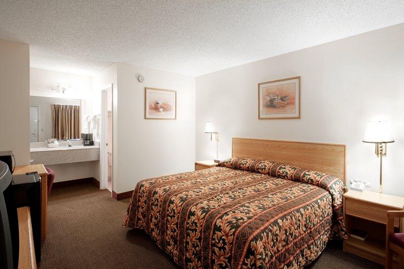 Americas Best Value Inn - Siloam Springs, AR