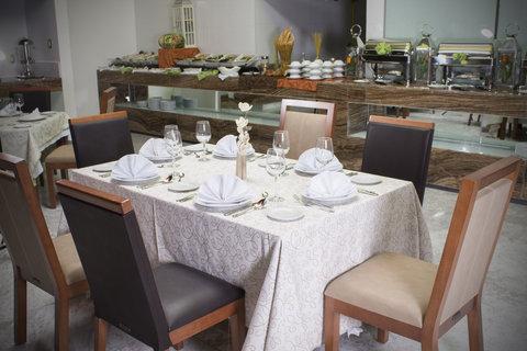 Holiday Inn QUERETARO ZONA KRYSTAL - Breakfast Area
