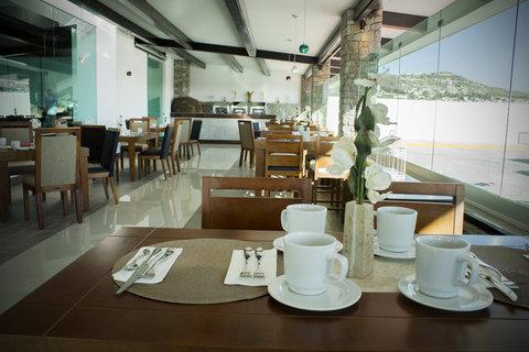 Holiday Inn QUERETARO ZONA KRYSTAL - Guest Dining Lounge