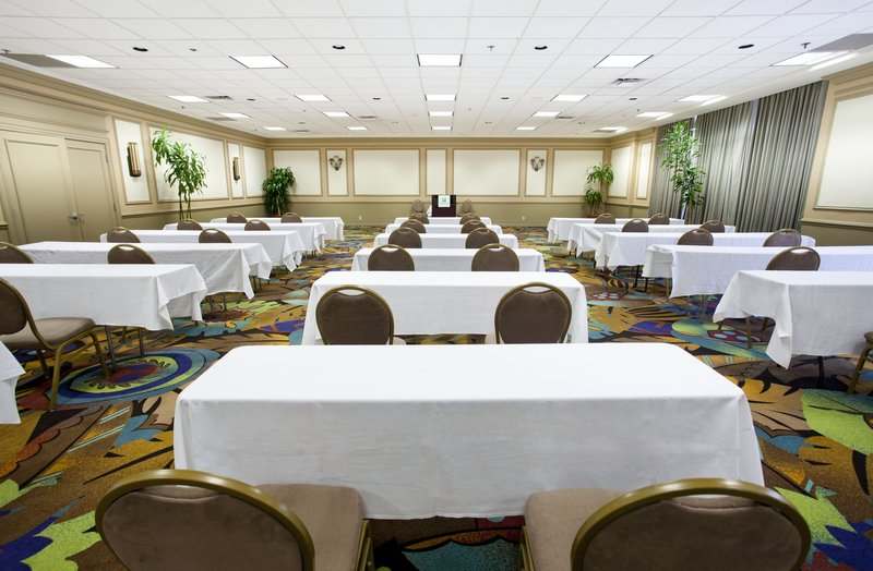 Holiday Inn Coral Gables-University of Miami 会議室