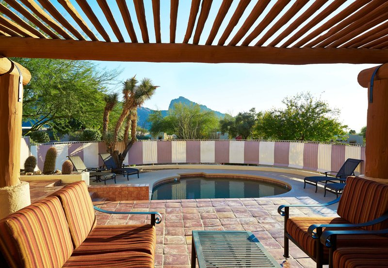 JW Marriott Camelback Inn Scottsdale Resort & Spa Kameraanzicht