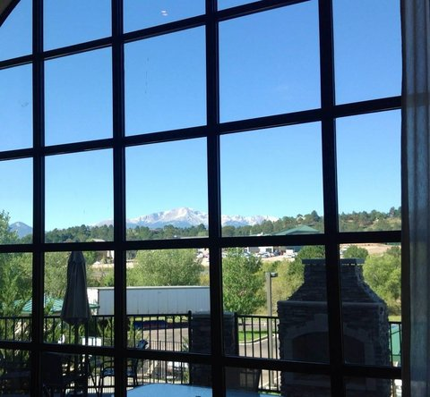 Staybridge Suites CO SPRINGS-AIR FORCE ACADEMY - View from Property