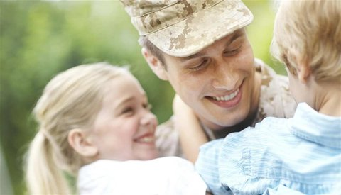 Hampton Inn Columbus - Military Father
