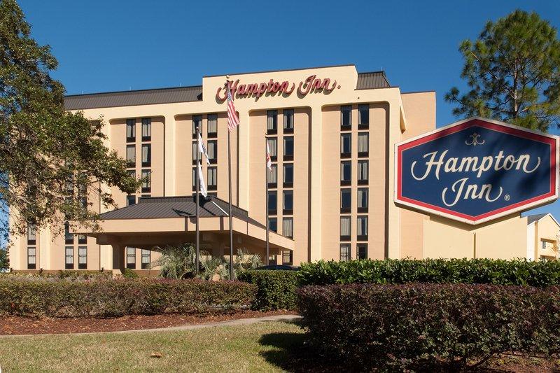 Hampton Inn Orlando-Airport, FL Vue extérieure