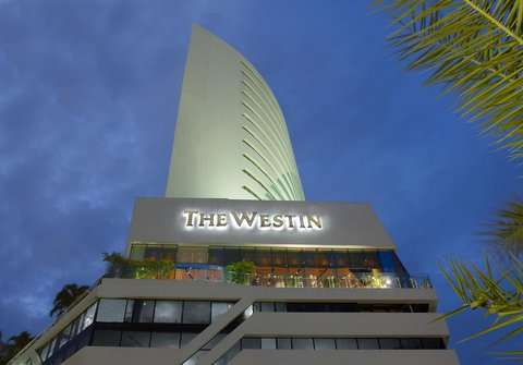 The Westin Grande Sukhumvit, Bangkok - Exterior