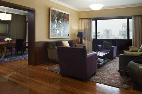 The Westin Grande Sukhumvit, Bangkok - Suite