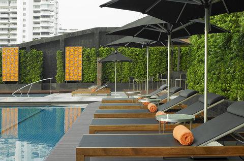 The Westin Grande Sukhumvit, Bangkok - Pool