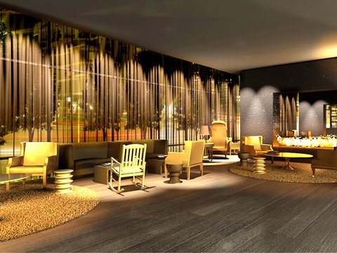 Hotel Exe Bacata 95 - LOUNGE