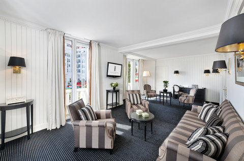 Hotel Majestic Barriere - Suite Deluxe