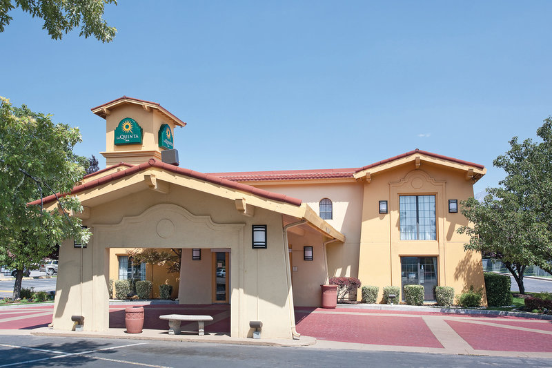La Quinta Inn Salt Lake City Midvale Fasad