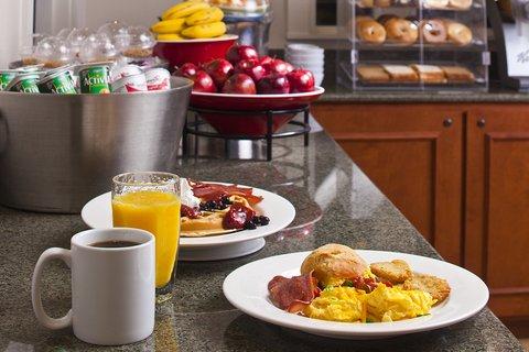 Residence Inn Sandestin at Grand Boulevard - Breakfast
