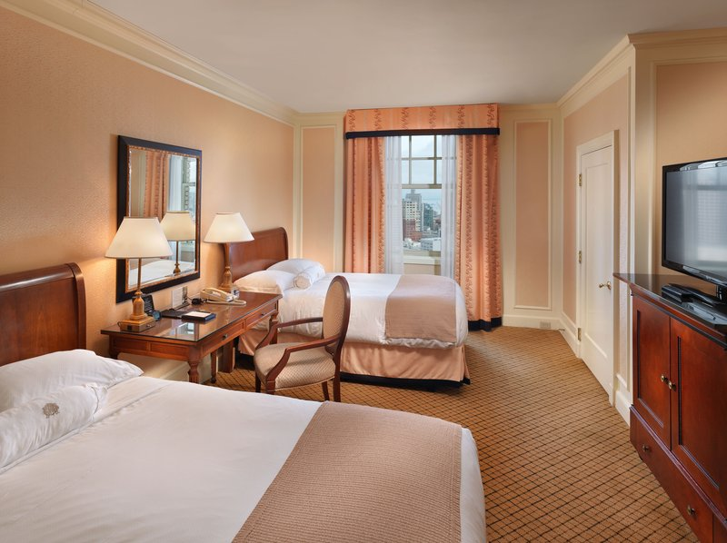 InterContinental Mark Hopkins San Francisco Zimmeransicht