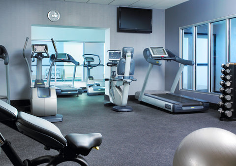 Le Meridien Dallas by the Galleria - Fitness Center