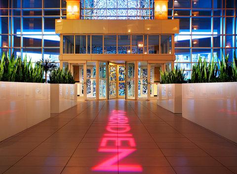 Le Meridien Dallas by the Galleria - Entrance