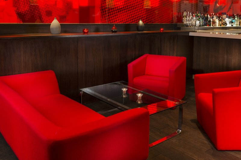 Park Inn by Radisson Cardiff City Centre Salon/Lobi