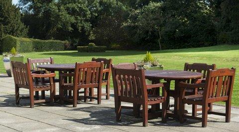 Park Inn Thurrock - terrace