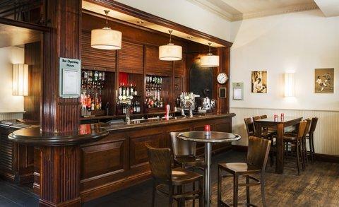 Park Inn Thurrock - bar lounge