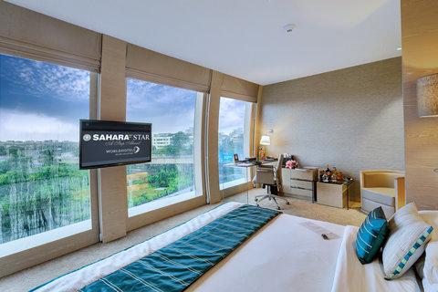 Sahara Star Hotel - Mercury City Room at Hotel Sahara Star Mumbai