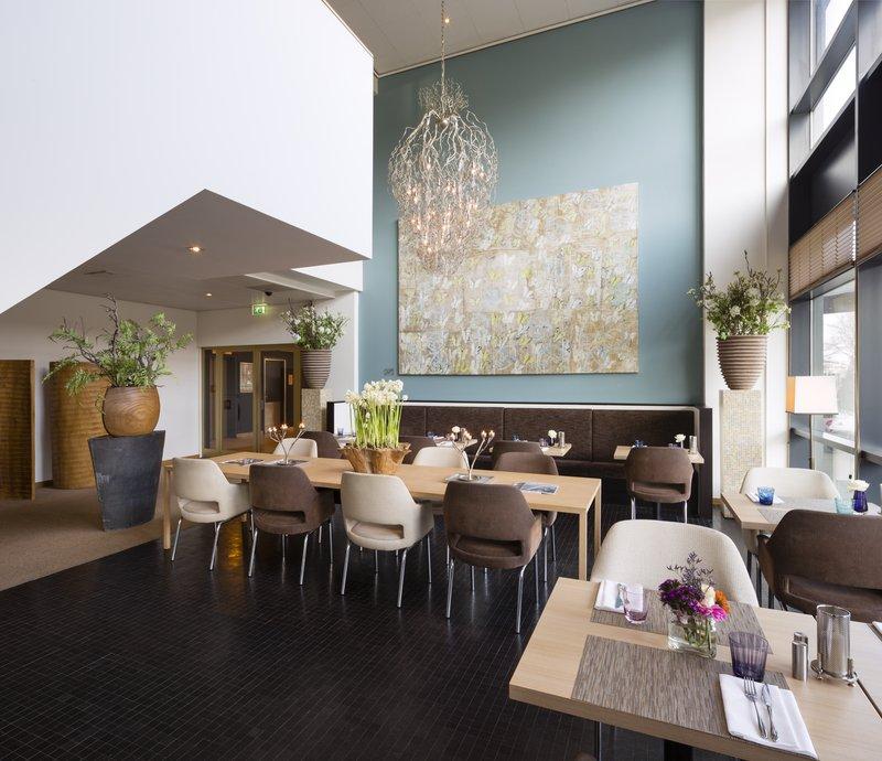 Worldhotel Bel Air The Hague レストラン