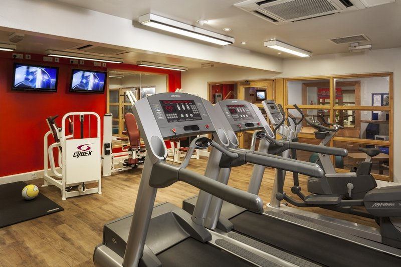 Park Inn by Radisson Nottingham Klub Fitness