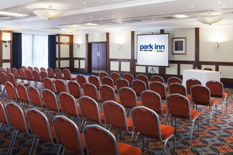 Park Inn by Radisson Nottingham 会議室