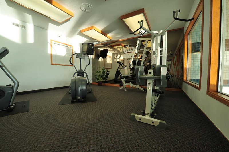 Shilo Inn Suites Hotel - Idaho Falls Fitness Club