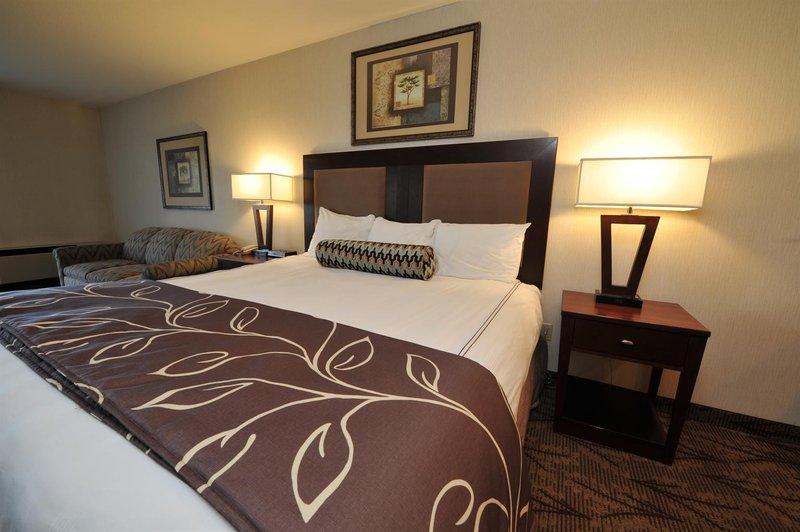 Shilo Inn Suites Hotel - Idaho Falls Zimmeransicht