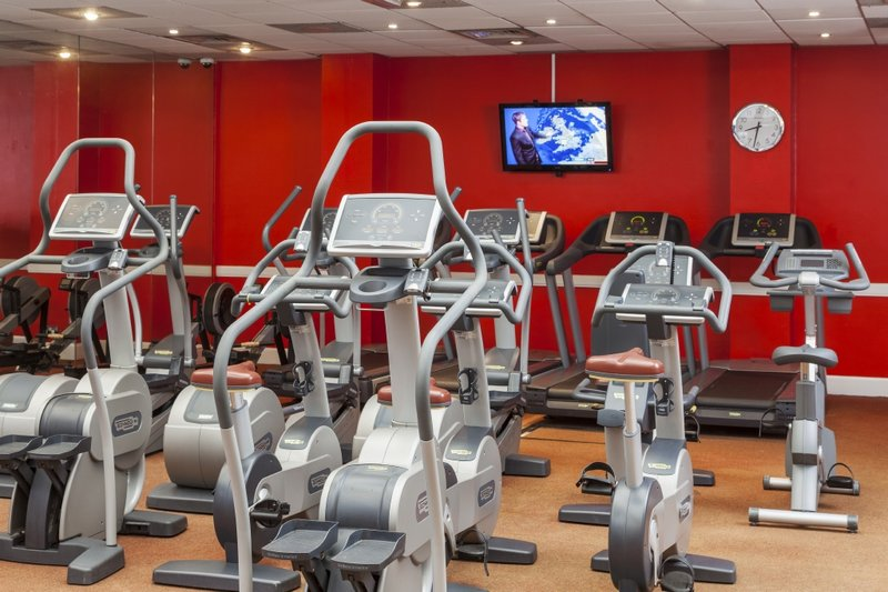 Park Inn by Radisson Telford Klub Fitness