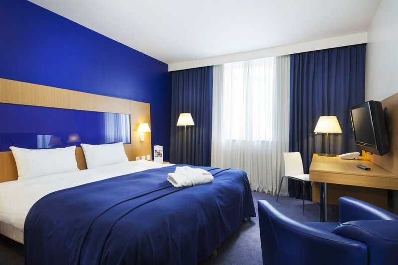 Park Inn by Radisson Peterborough Вид в номере
