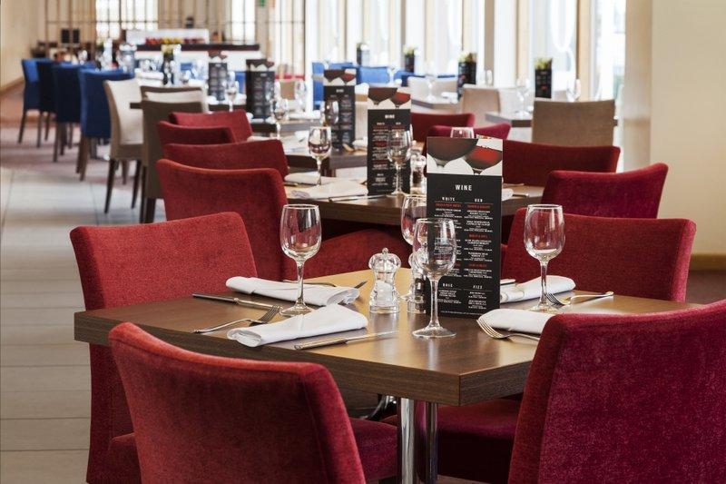 Park Inn by Radisson Peterborough Ресторанно-буфетное обслуживание