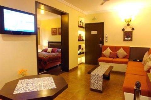 The Shalimar Hotel Mumbai - Guest Room