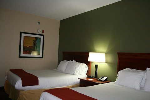 Holiday Inn Express & Suites GREENVILLE - Two Queen Bedroom  2