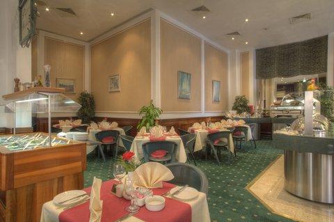 فندق الديار دانا - Restaurant