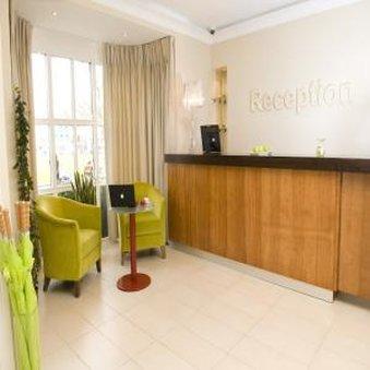 Skeffington Arms Hotel - Lobby view