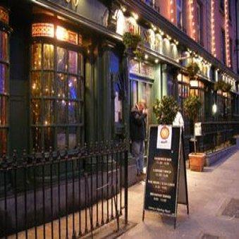 Skeffington Arms Hotel - Bar Lounge
