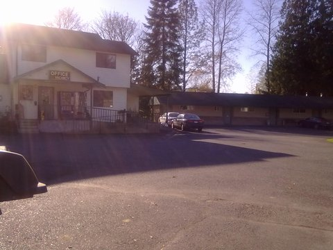 Monroe Motel - Lobby view